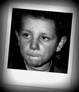 Niño-Sirio-llorando